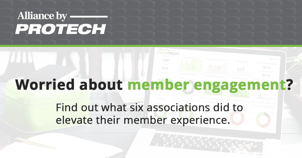Need to boost member engagement? Download Protech's free e-book today!